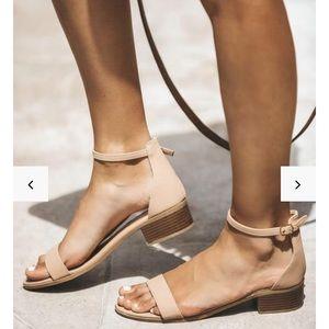 Vici Shoes - Qupid Alvarez Heel